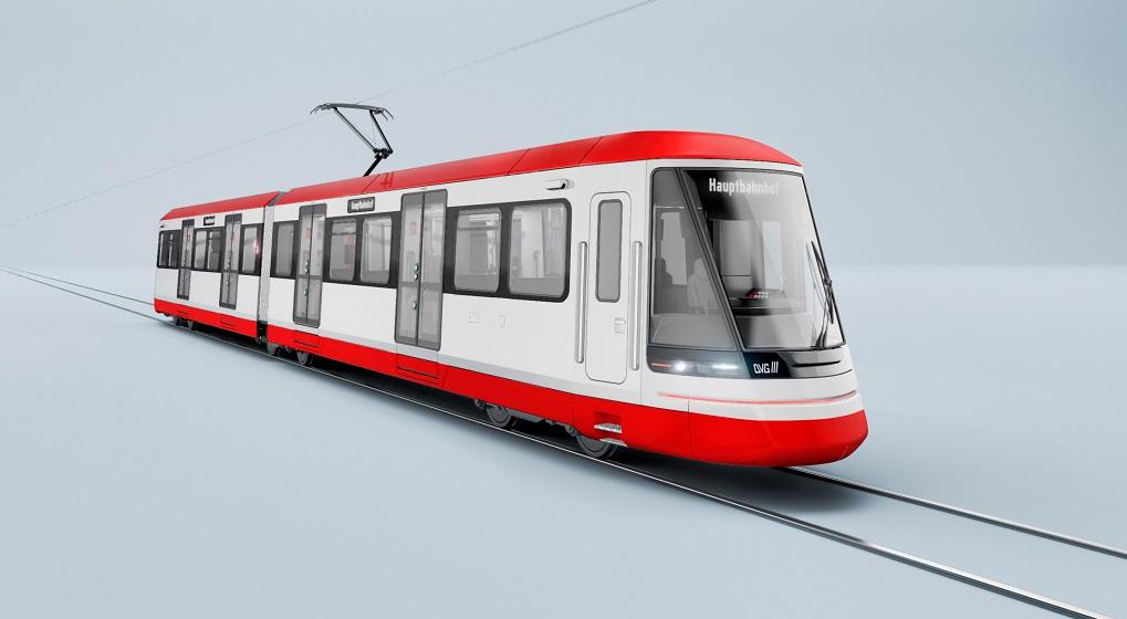 109 tramvaie vor fi livrate in Dusseldorf si Duisburg de catre Siemens Mobility